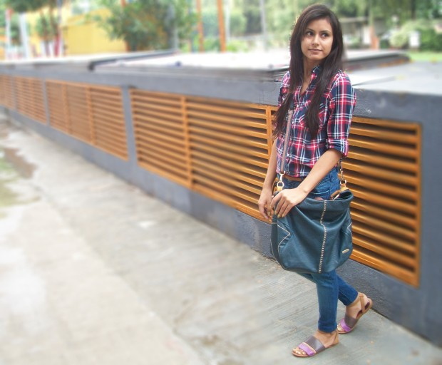 kintyish.com_indian_fashionblog_check_shirt_denim_1