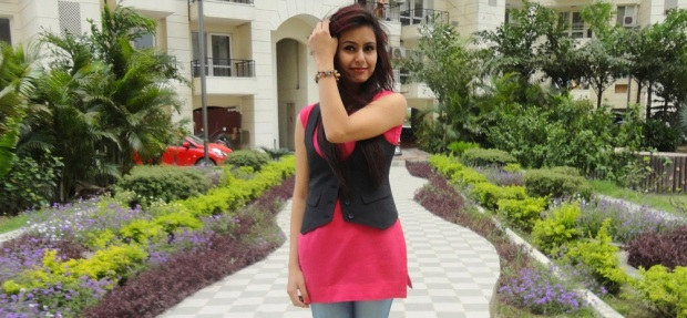 kintyish.com_indian_fashion_blog_pink_kurti_waistcoat_5