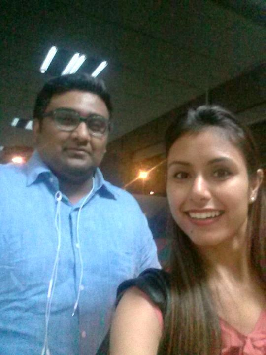 With Mr. Kunal Shah, Founder & CEO of