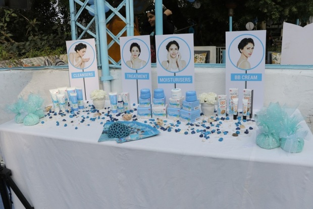 The rejuvenating range of products from Spawake