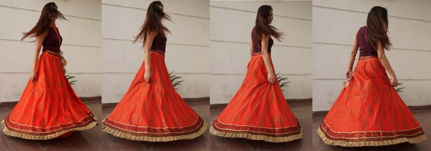 Top Best Indian Fashion Blog - kintyish.com - Lehenga Styling