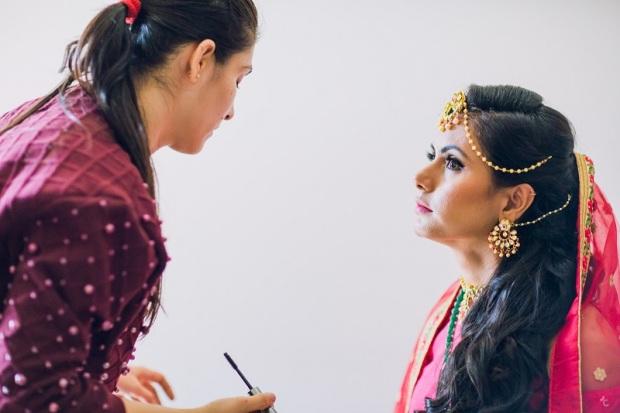 how to curate buy bridal wedding lehenga outfit bridal makeup and jewellery_kintyish.com_indian fashion and lifestyle blog _ himanshi mukhija_13