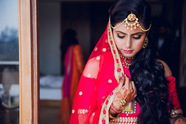how to curate buy bridal wedding lehenga outfit bridal makeup and jewellery_kintyish.com_indian fashion and lifestyle blog _ himanshi mukhija_14