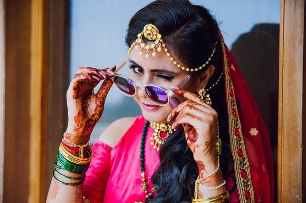 how to curate buy bridal wedding lehenga outfit bridal makeup and jewellery_kintyish.com_indian fashion and lifestyle blog _ himanshi mukhija_16