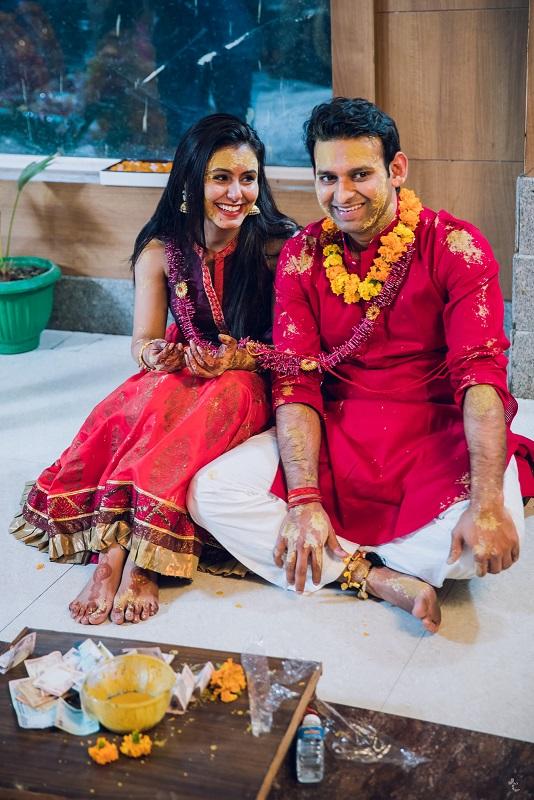 kintyish.com_haldi outfit for the bride & the groom wedding_anumanshiwedding_indian wedding_3